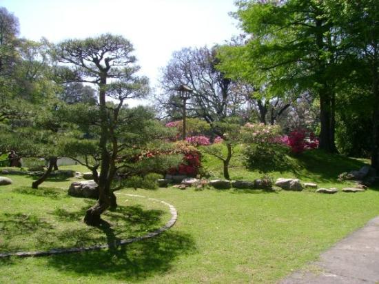 El jard n japones buenos aires argentina picture of for Jardin japones
