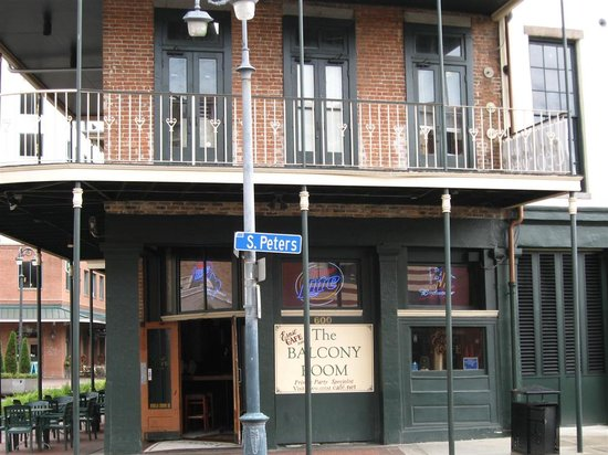 Photo of American Restaurant Ernst Cafe at 600 S Peters St, New Orleans, LA 70130, United States