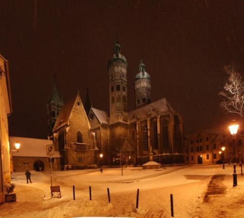 Dom zu Naumburg Neujahr 2010
