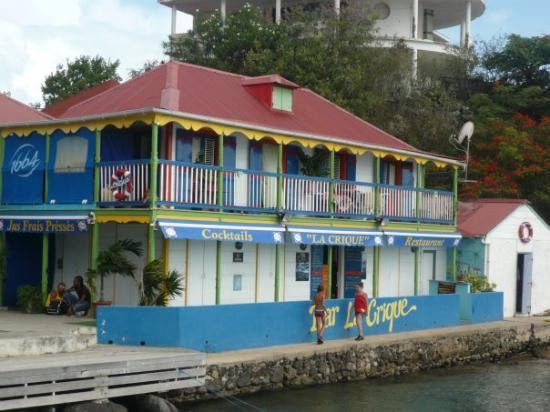 Maison Typique Saintes  Photo De Les Saintes Guadeloupe  Tripadvisor