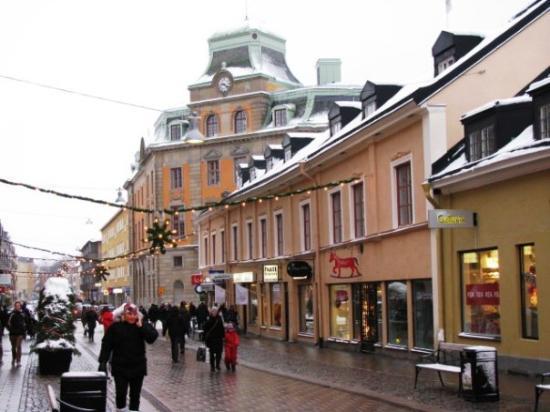 Downtown Uppsala