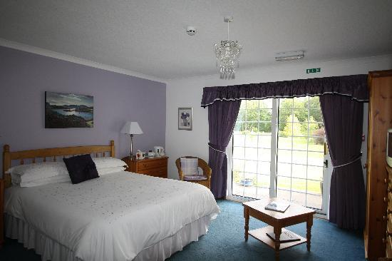 The Gables Bed & Breakfast: One of the bedrooms