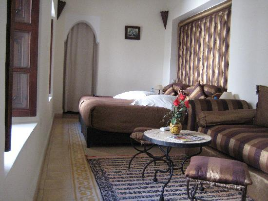Riad Anabel: Guest room