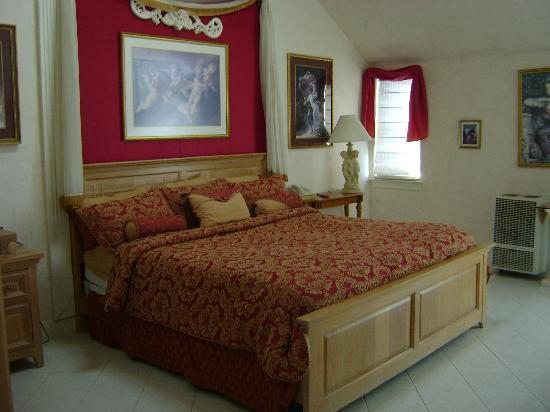 Zaballa House: Bed