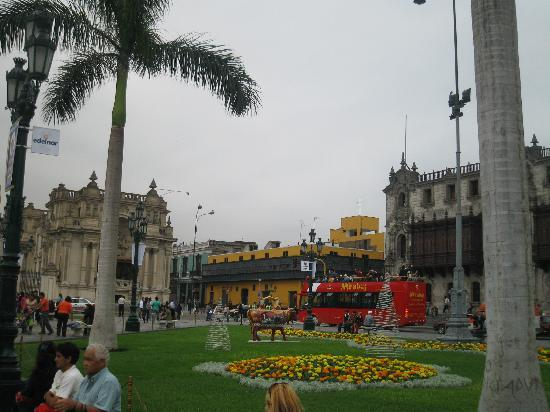 Inka Frog Exclusive: Historic Center of Lima