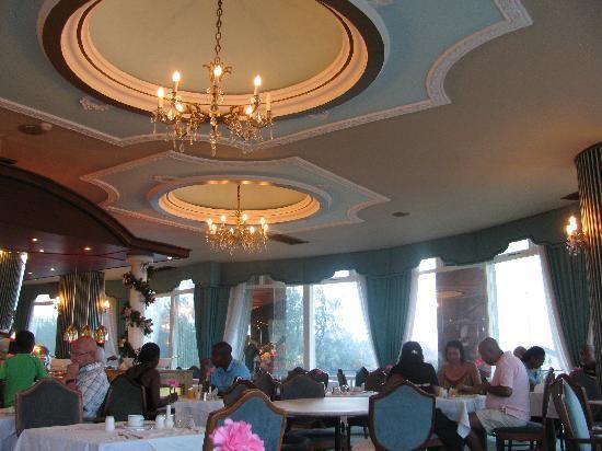 Blue Waters Hotel: Breakfast