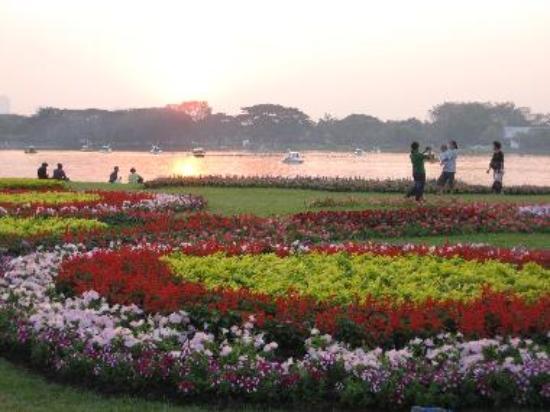 Rama IX Flower Show