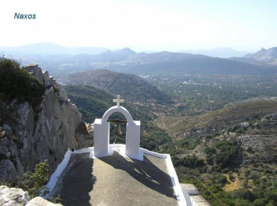 Naxos (Stadt), Griechenland: Naxos Greece Church