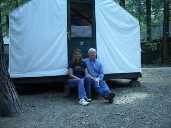 Pete And Chris Yosemite Tent Cabins Are Cool Picture Of