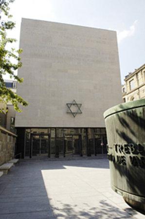 Memorial de la Shoah (Shoah Memorial)