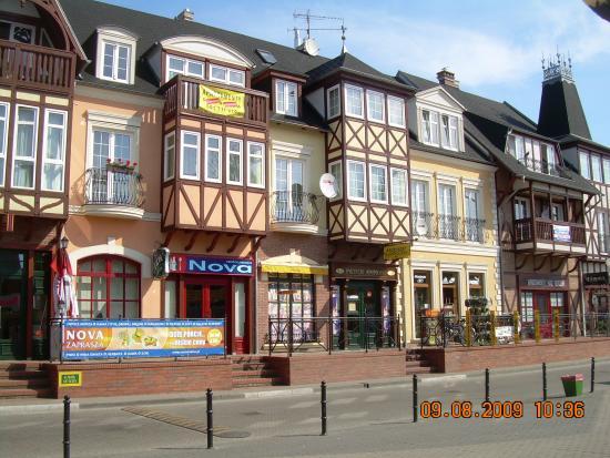 Meduza Hotel Restauracja
