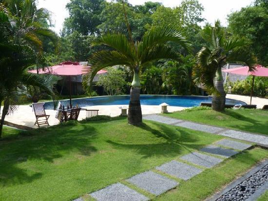 Villa Menari Bali: The Pool