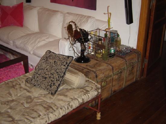 Tesorito Bed & Breakfast: Great décor