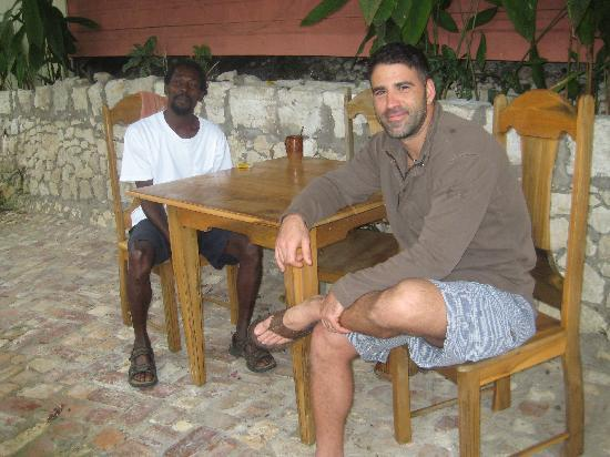 Sunset Heal Jamaica: Me and Zefii! Figuring out life!