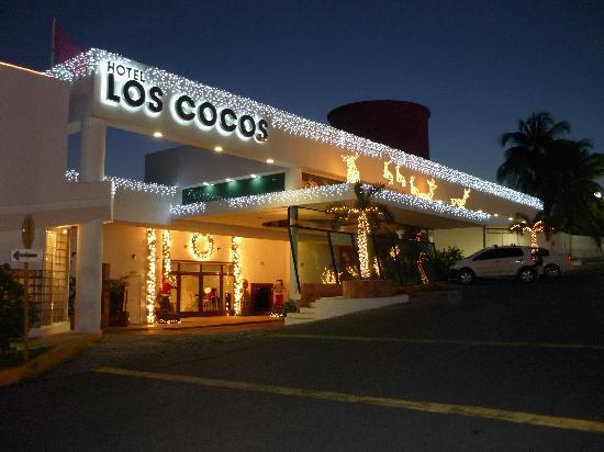 Hotel Los Cocos: los cocos coté rue