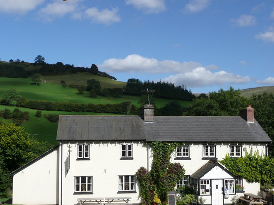 The Dragons Back & Bunkhouse