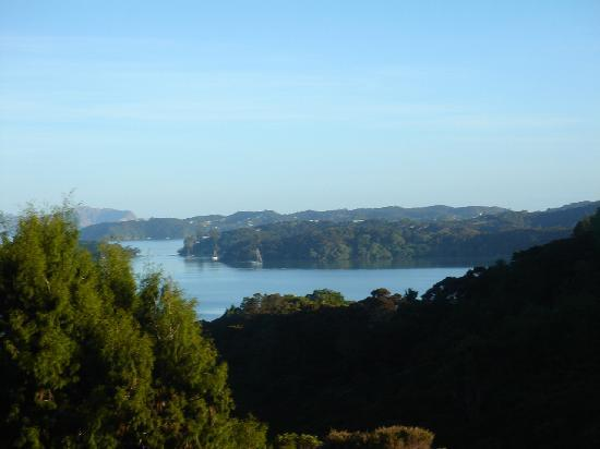 The Sanctuary @ Bay of Islands : View from our room