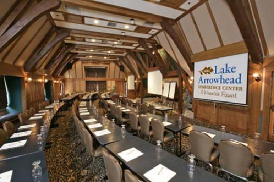 UCLA Lake Arrowhead Conference Center: Meeting Facilities