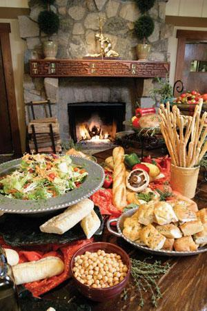 UCLA Lake Arrowhead Conference Center: First Class Culinary Experiences