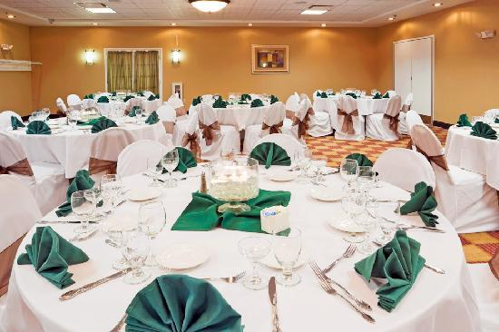 Holiday Inn Hotel & Suites Rochester - Marketplace: Ballroom/Banquet Space