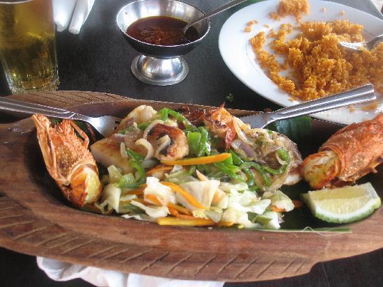 Elmina, Ghana: yum yum