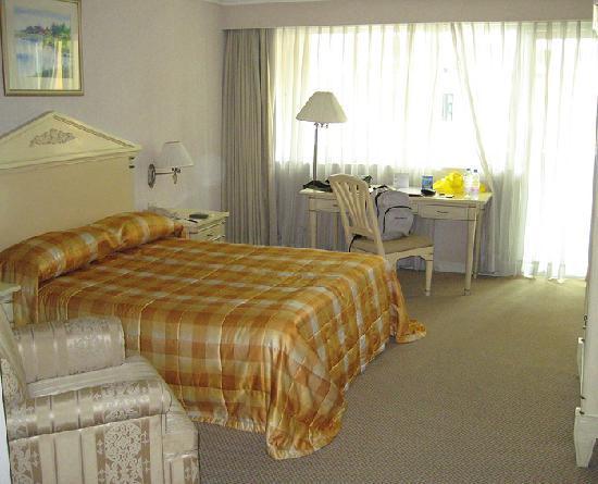 Best Western Oxford Suites Makati: Room