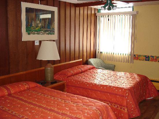 Hotel-Motel Le Boise Du Lac: Chambre standard