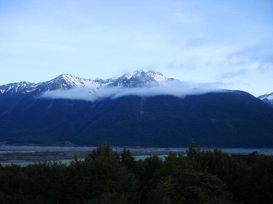 Wilderness Lodge Arthurs Pass: Common Room view