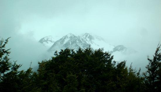 Wilderness Lodge Arthurs Pass: Break in the Clouds
