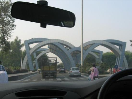 Noida صورة فوتوغرافية