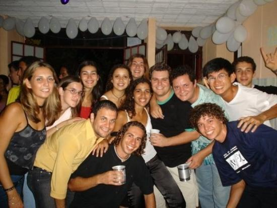 Campinas, SP: Brazilians and Argentineans together to party