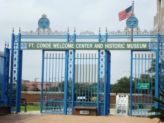 Mobile, AL: Fort Conde Museum