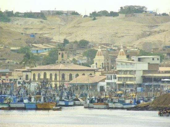 Fishing Town of Piata,Peru