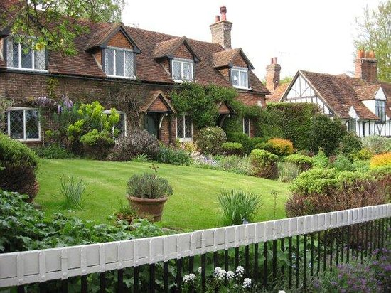 Stansted Mountfitchet, UK : Chalfont village