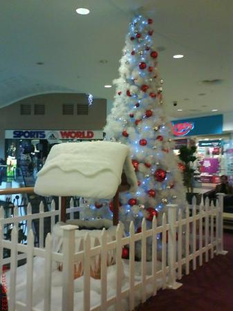 Νταντί, UK: Santa is arriving