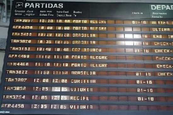 RIo International Airport