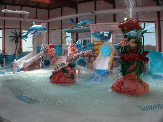 Grand Marquis Waterpark Hotel & Suites: waterpark