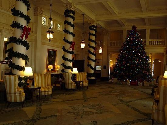 The Omni Homestead Resort: The Great Hall is great