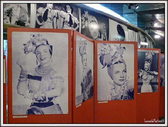 Carmen Miranda Museum : Photos Leo Martins Carmem Miranda Museum