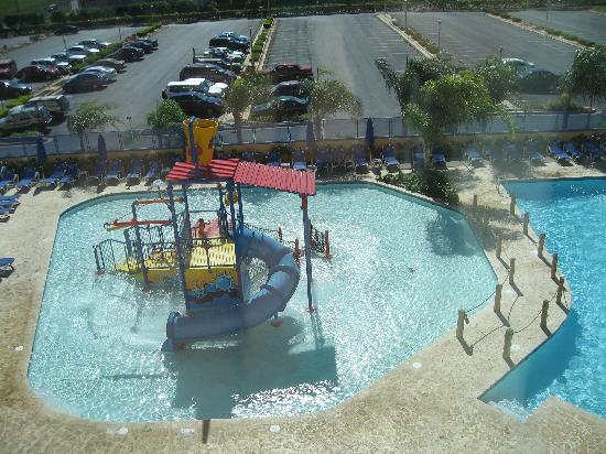 Courtyard Aguadilla: Kiddie pool