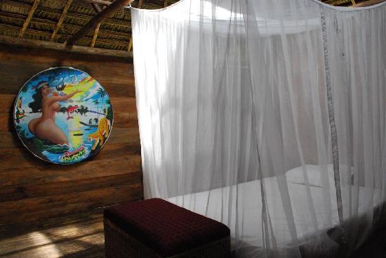 Iquitos, Peru: Bungalows
