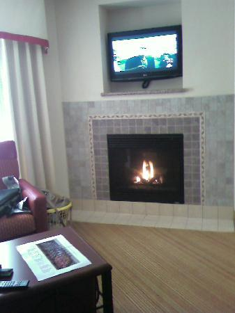 Nice Fireplace Picture Of Residence Inn Richmond Chester Chester