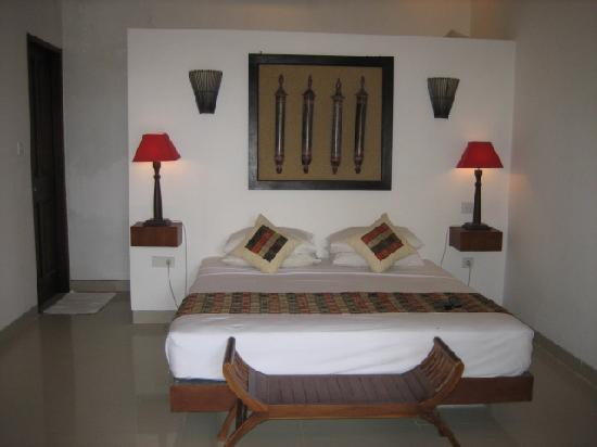 The Beach House Resort: Villa Bedroom