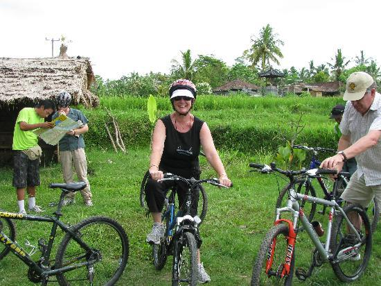 Banyan Tree Bike Tours: My bike!!