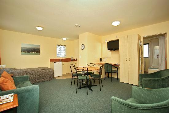 Bella Vista Motel New Plymouth: 1 bedroom executive unit