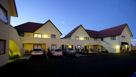 Bella Vista Motel New Plymouth: Welcome to Bella Vista