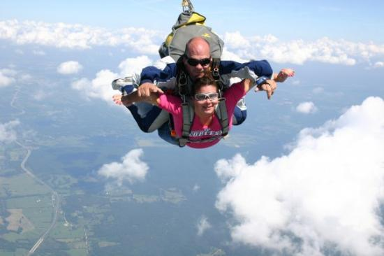 Siloam Springs Ar First Time Skydiving Loved It