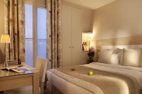 Le Petit Belloy Saint-Germain by HappyCulture: Nos chambres vous accueillent
