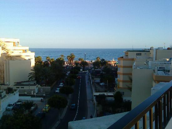 Las Gondolas Apartments : Seawiew from roofterass
