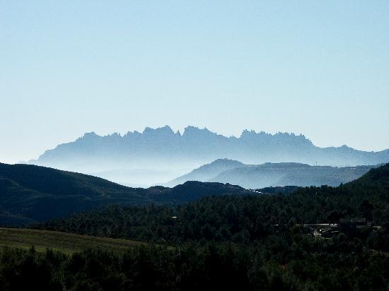 Vistas Montserrat La Garriga de Castelladral